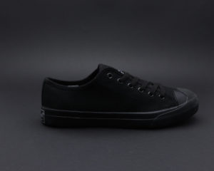 JACK PARCEL LACE UP CANVAS MONO