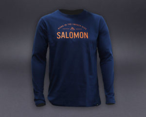 SALOMON DEVELOP LS TEE M