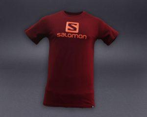 SALOMON ACHIEVE SS TEE