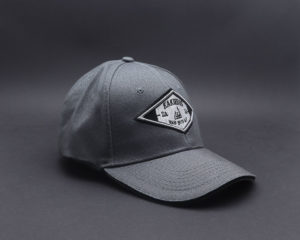 KAKIEBOS DIAMOND SANDWICH CAP CHARCOAL