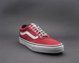 VANS WARD CHECKER LACE